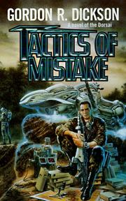 Cover of: Tactics of Mistake (Childe Cycle)