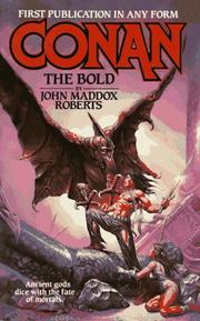 Cover of: Conan the bold