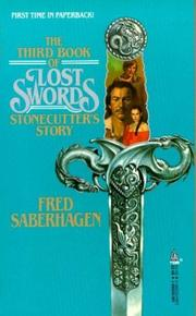 Cover of: Third Book of Lost Swords