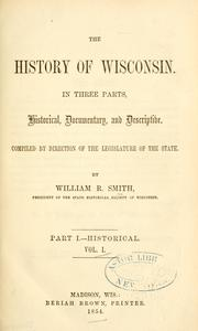 The history of Wisconsin.