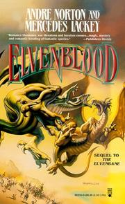 Cover of: Elvenblood (Half-Blood Chronicles)