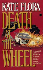 Cover of: Death at the Wheel (Thea Kozak) | Kate Flora