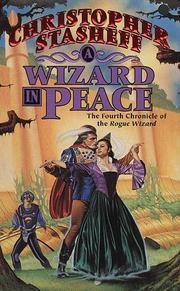 Cover of: A wizard in peace