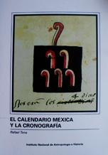 Cover of: El calendario mexica y la cronografía by Rafael Tena