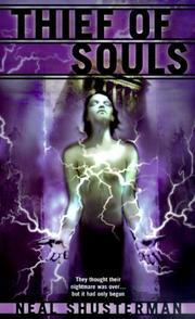 Cover of: Thief of Souls | Neal Shusterman