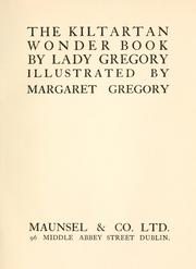 Cover of: The Kiltartan wonder book