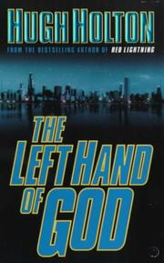 Cover of: The Left Hand of God (Larry Cole Mystery)