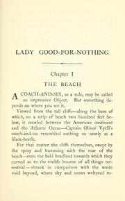 Cover of: Lady Good-for-nothing by Arthur Thomas Quiller-Couch