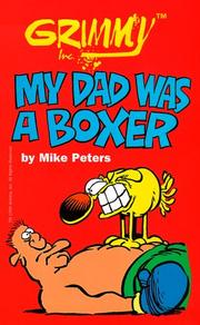 Cover of: Grimmy, my dad was a boxer