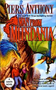 Cover of: Man from Mundania