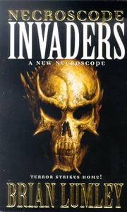 Cover of: Necroscope: Invaders