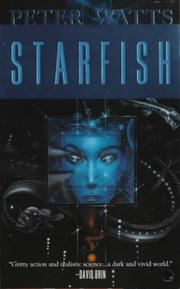 Cover of: Starfish (Rifters Trilogy) | Peter Watts