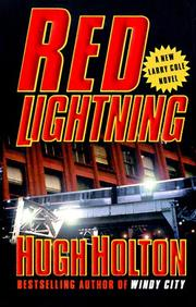 Cover of: Red Lightning (A Larry Cole Mystery)