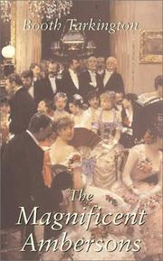 Cover of: The Magnificent Ambersons (Tor Classics) | Booth Tarkington