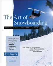 Cover of: The Art of Snowboarding | Jim Smith