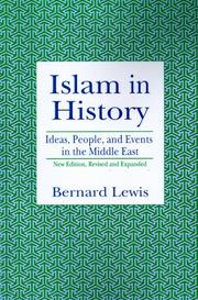 Cover of: Islam in history