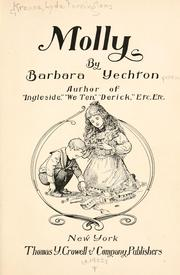 Cover of: Molly | Barbara Yechton
