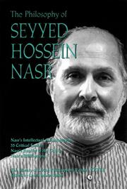 Cover of: The Philosophy of Seyyed Hossein Nasr (Library of Living Philosophers)