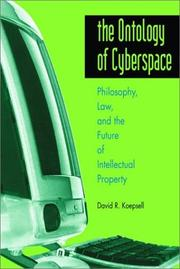 The Ontology of Cyberspace by David R. Koepsell