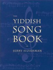Cover of: The Yiddish Song Book, Updated