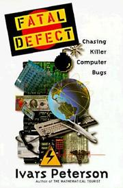 Cover of: Fatal defect