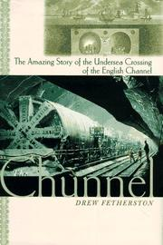 Cover of: Chunnel:, The | Drew Fetherston