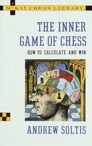 Cover of: The inner game of chess