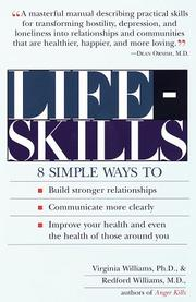 Cover of: Lifeskills | Redford Dr Williams