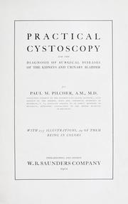 Practical cystoscopy by Paul M. Pilcher