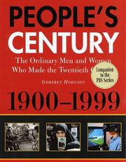Cover of: The People's Century