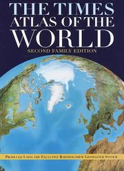 Cover of: The Times Atlas of the World