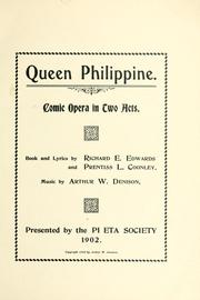 Cover of: Queen Philippine