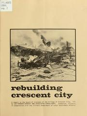 Rebuilding Crescent City