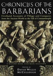 Cover of: Chronicles of the Barbarians: