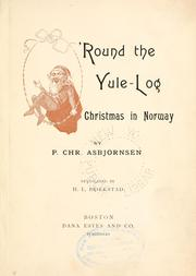 Cover of: 'Round the yule-log: Christmas in Norway