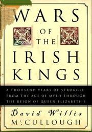 Cover of: Wars of the Irish Kings