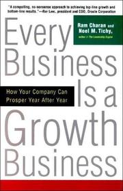 Cover of: Every Business is a Growth Business