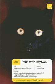 Cover of: Teach Tourself PHP With MYSOL (Teach Yourself) | Nat McBride
