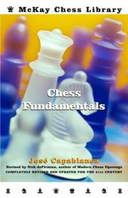 Cover of: Chess Fundamentals, Revised (Chess) | Jose R. Capablanca