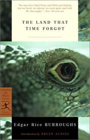 Cover of: The land that time forgot