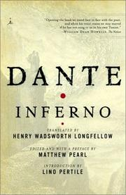 Cover of: The Inferno