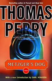 Cover of: Metzger's dog: a novel