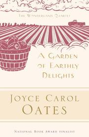 Cover of: A garden of earthly delights