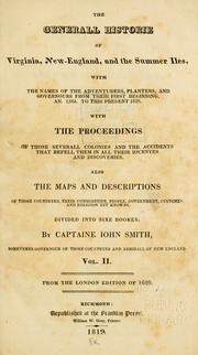Cover of: The trve travels, adventvres and observations of Captaine Iohn Smith, in Europe, Asia, Africke, and America