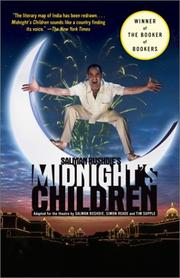 Cover of: Salman Rushdie's Midnight's children
