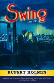 Cover of: Swing