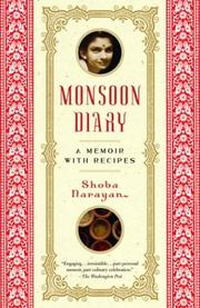 Cover of: Monsoon Diary