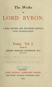 works of Lord Byron.