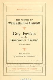 Cover of: The Works of William Harrison Ainsworth