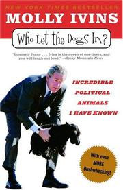 Cover of: Who Let the Dogs In?